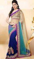 Get Latest Beautiful Designer Saree
