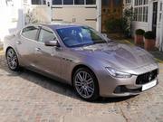 2014 Maserati 2014 Maserati Ghibli Diesel 14/14 Diesel  Automati
