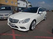 Mercedes-benz E-class 61181 miles
