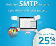 Bulk SMTP | Dedicated Mail Server | Email Marketing | Send Bulk Email